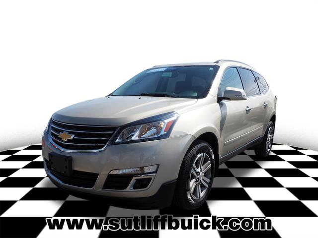 Pre Owned 2016 Chevrolet Traverse Lt