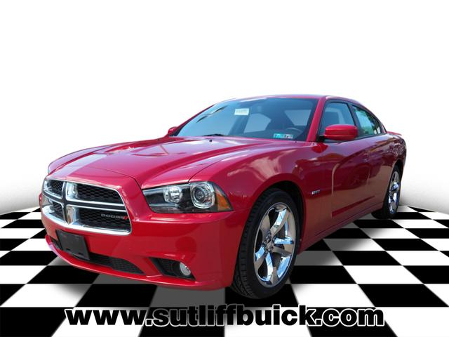 Pre-Owned 2012 Dodge Charger R/T MAX-Navi