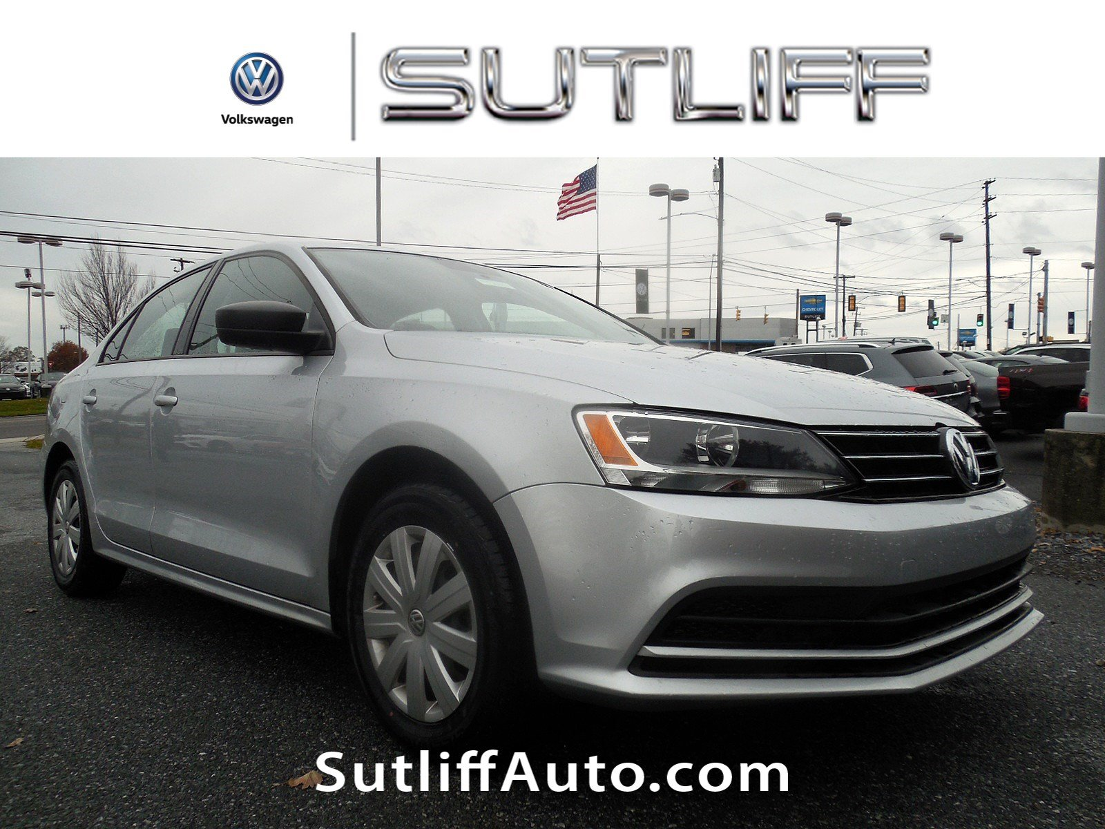 Certified Pre Owned 2016 Volkswagen Jetta Sedan S 4dr Car in