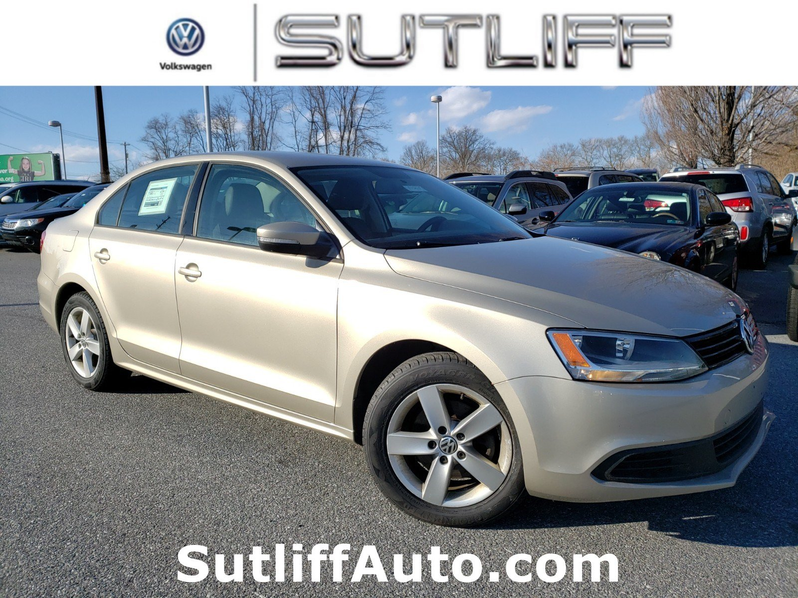 Certified Pre-Owned 2012 Volkswagen Jetta Sedan