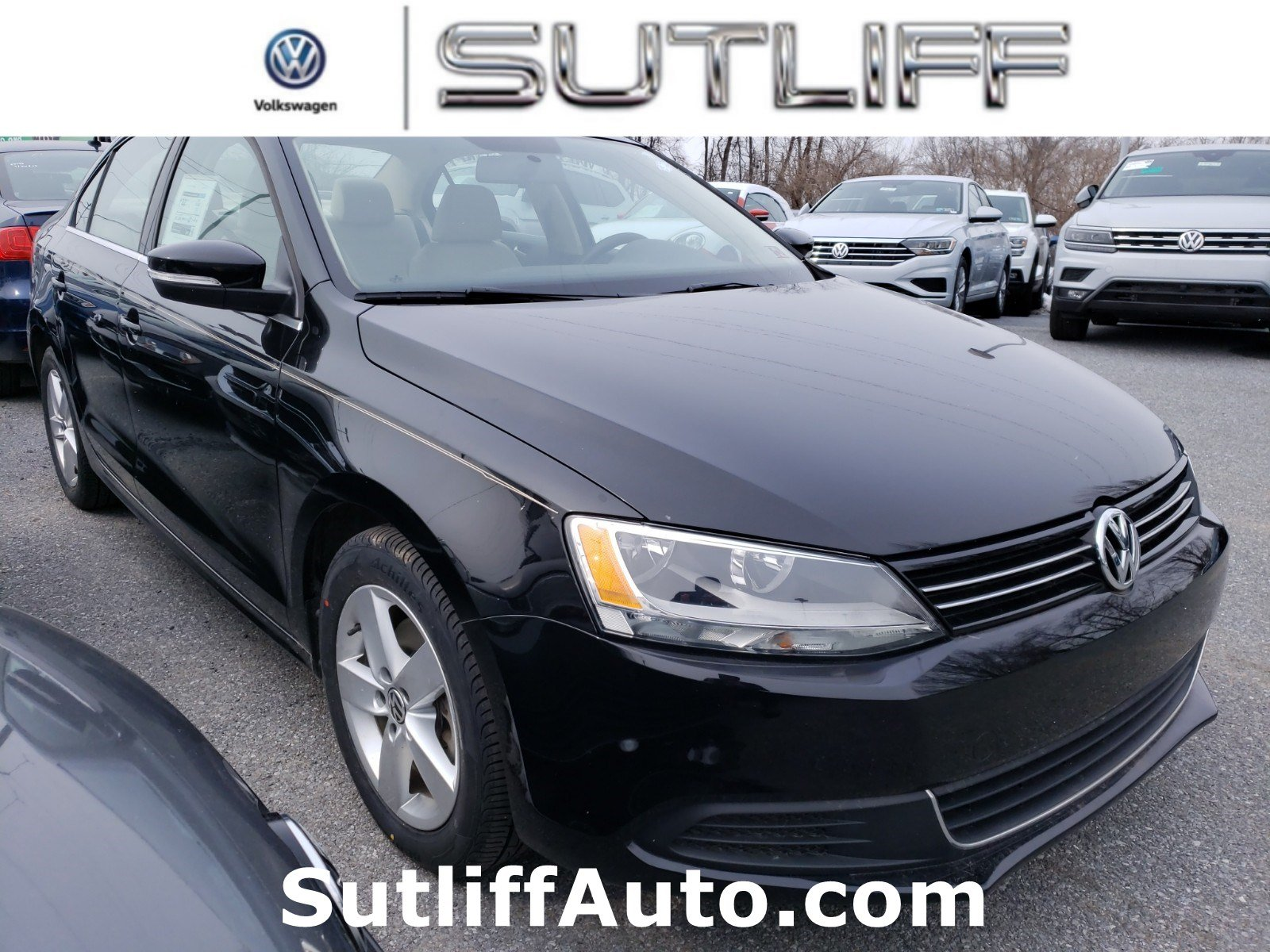 Certified Pre-Owned 2013 Volkswagen Jetta Sedan