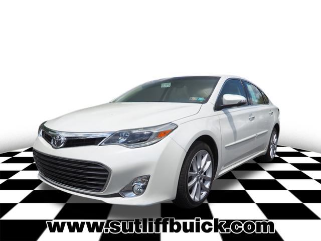 Pre-Owned 2015 Toyota Avalon Limited-Navi