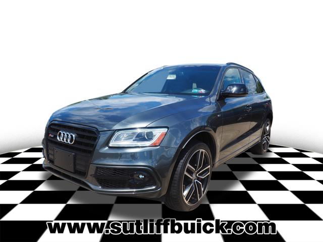 Pre-Owned 2017 Audi SQ5 3.0T quattro Premium Plus