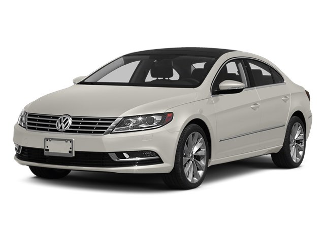 Certified Pre-Owned 2014 Volkswagen CC Executive