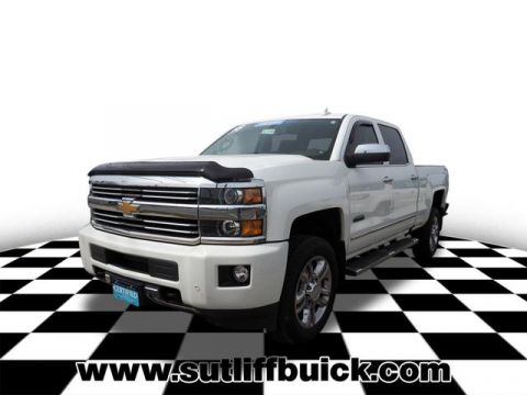 Pre-Owned 2016 Chevrolet Silverado 2500HD High Country-Navi