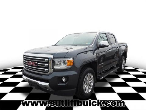 Pre-Owned 2016 GMC Canyon SLT-Navi
