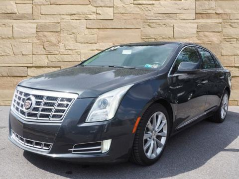 Pre-Owned 2013 Cadillac XTS Luxury Collection