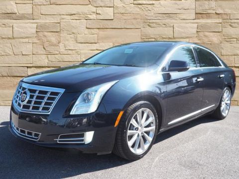 Pre-Owned 2013 Cadillac XTS Premium Collection-Navi