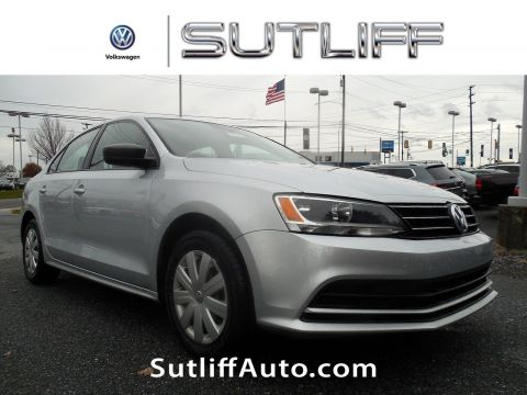Certified Pre-Owned 2016 Volkswagen Jetta Sedan S